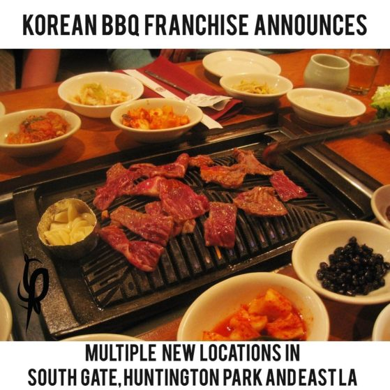 I for one welcome our Korean brothers and sisters. #flourishprosper #ayce #honor...