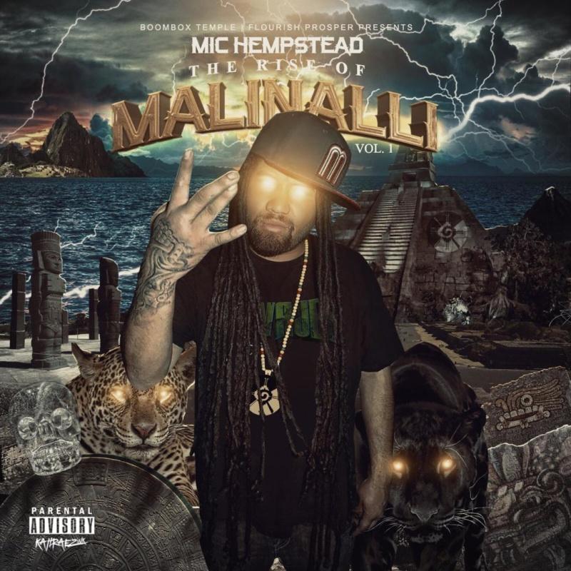 The Rise of Malinalli - Volume 1