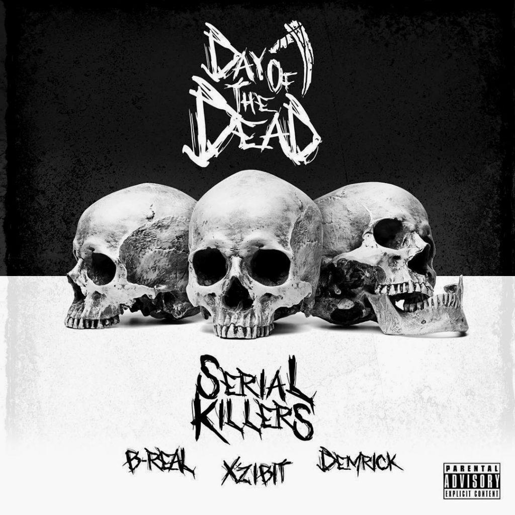 DAY OF THE DEADH O L L O W E E NB R E A LX Z I B I TD E M R I C K#SerialKillers ...