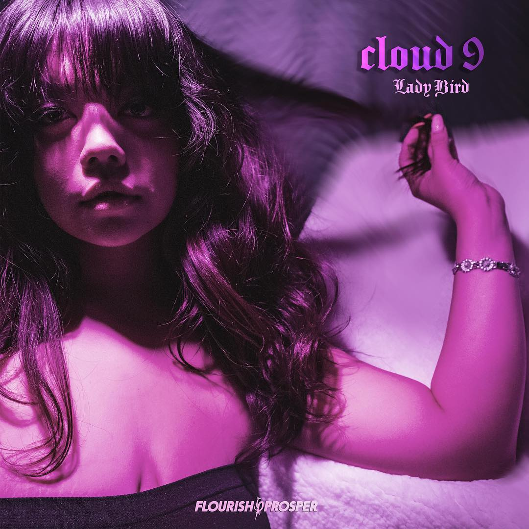 @ladybird_music releases Cloud 9 on 3/3 fully produced by @area51random distribu... 1