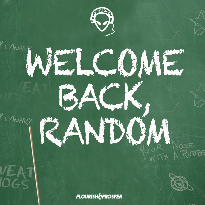 Welcome Back Random