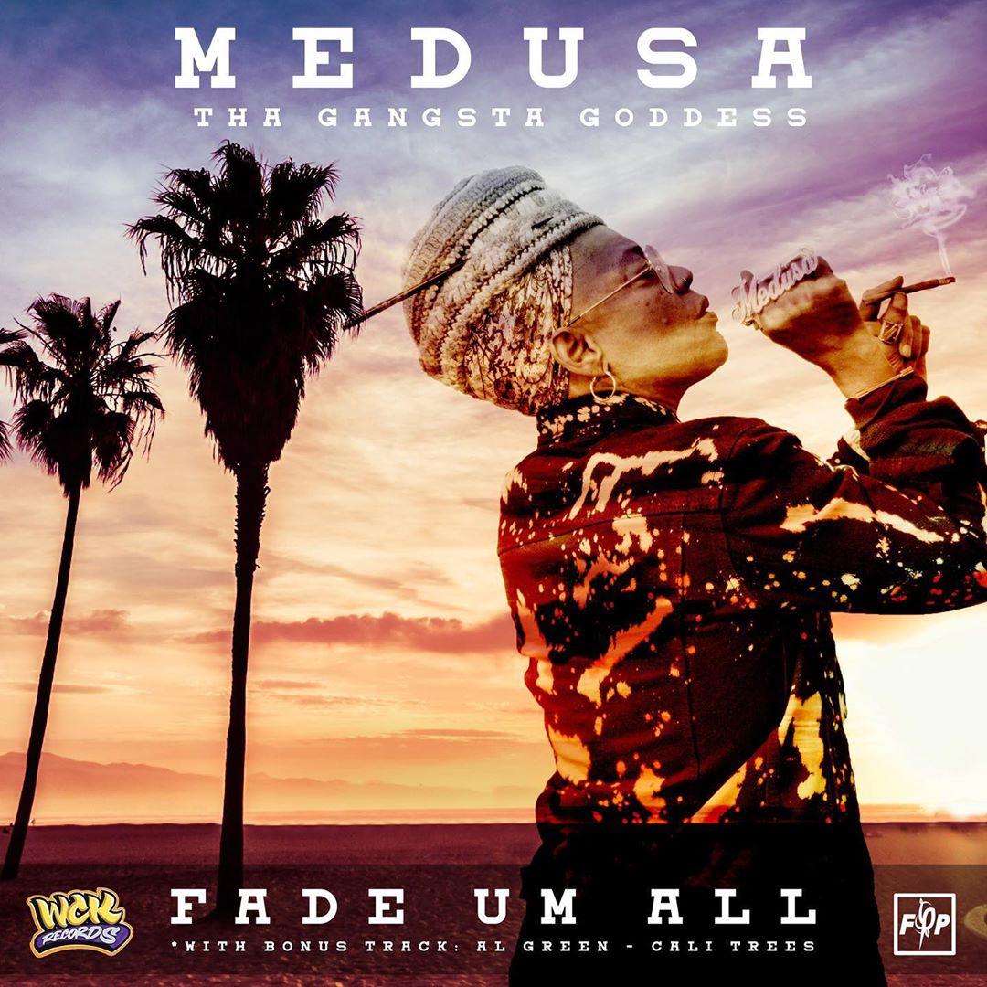 @legendmedusa releases Fade Um All with bonus track Al Green / Cali Trees this M... 1