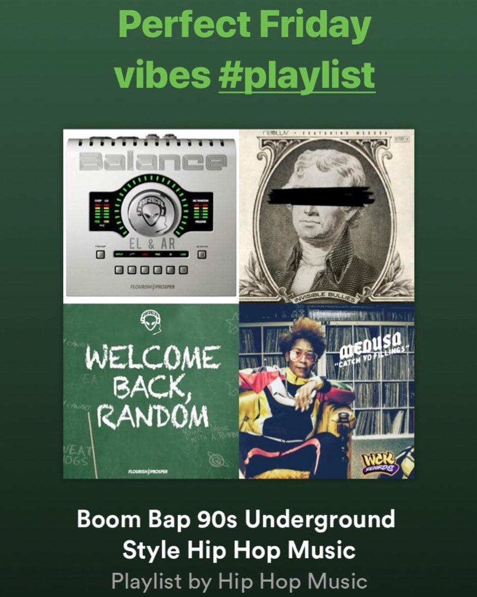 Boom Bap 90s underground #spotifyplaylist #classichiphop... 1