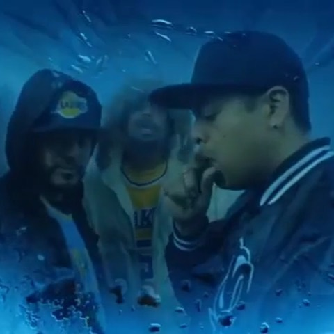 It's cold out - you gonna need that Hip Hop MC Random and Chop Lui drop #CLSmoot... 1