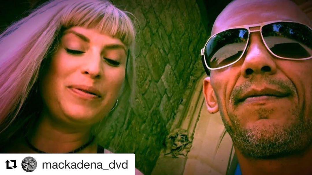 #Repost @mackadena_dvd ・・・ _🇬🇧congratulations with your new single queen  tonite... 1
