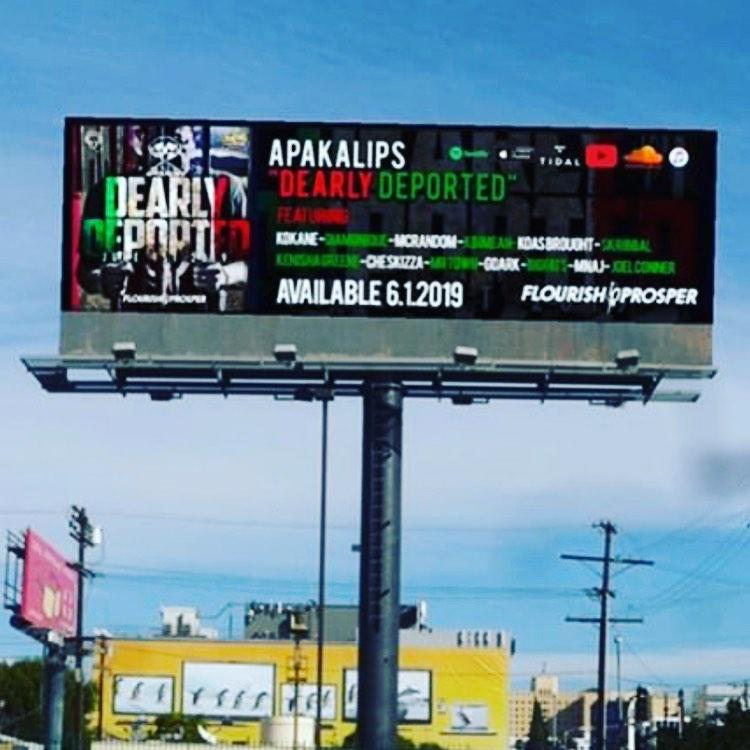 West coast hip hop !!! Available on all platforms   @apakalips @51hiphop @flouri... 1