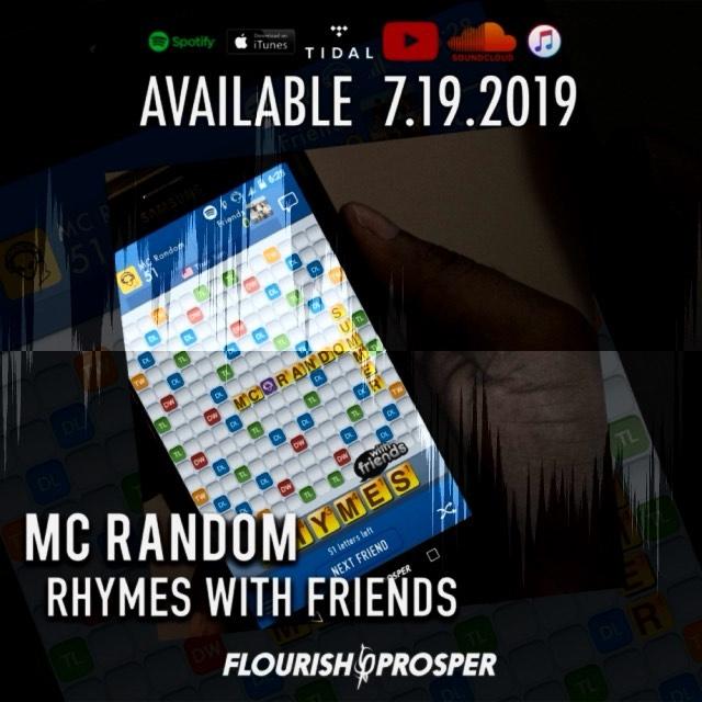 """""""2 MCs""""MC Random feat. @bklynboogie off MC Random's @area51random """"Rhymes with... 1"""