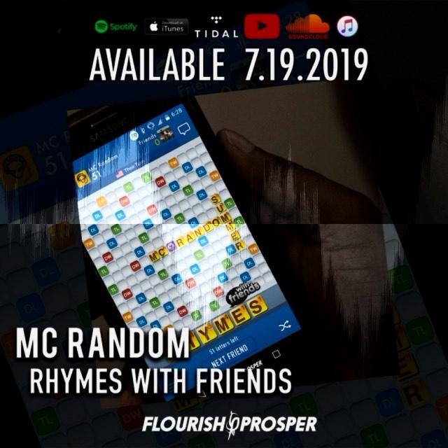 "MIC DROP  feat. @okiedoke111 & @poseyedon  @area51random  MC Random's ""Rhymes wi... 1"