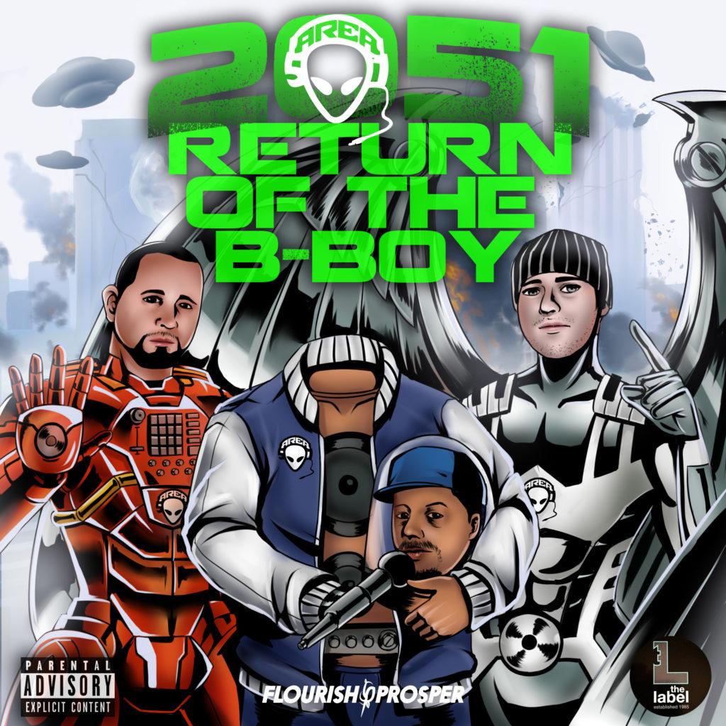 Return of the B-Boy
