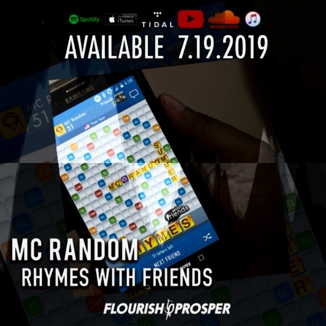 The wait is over! @area51random Rhymes with Friends dropped #linkinbio available... 1
