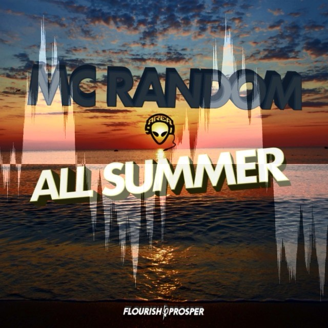 This is just the beginning of #randomsummer3  All Summer - available now on all ... 1