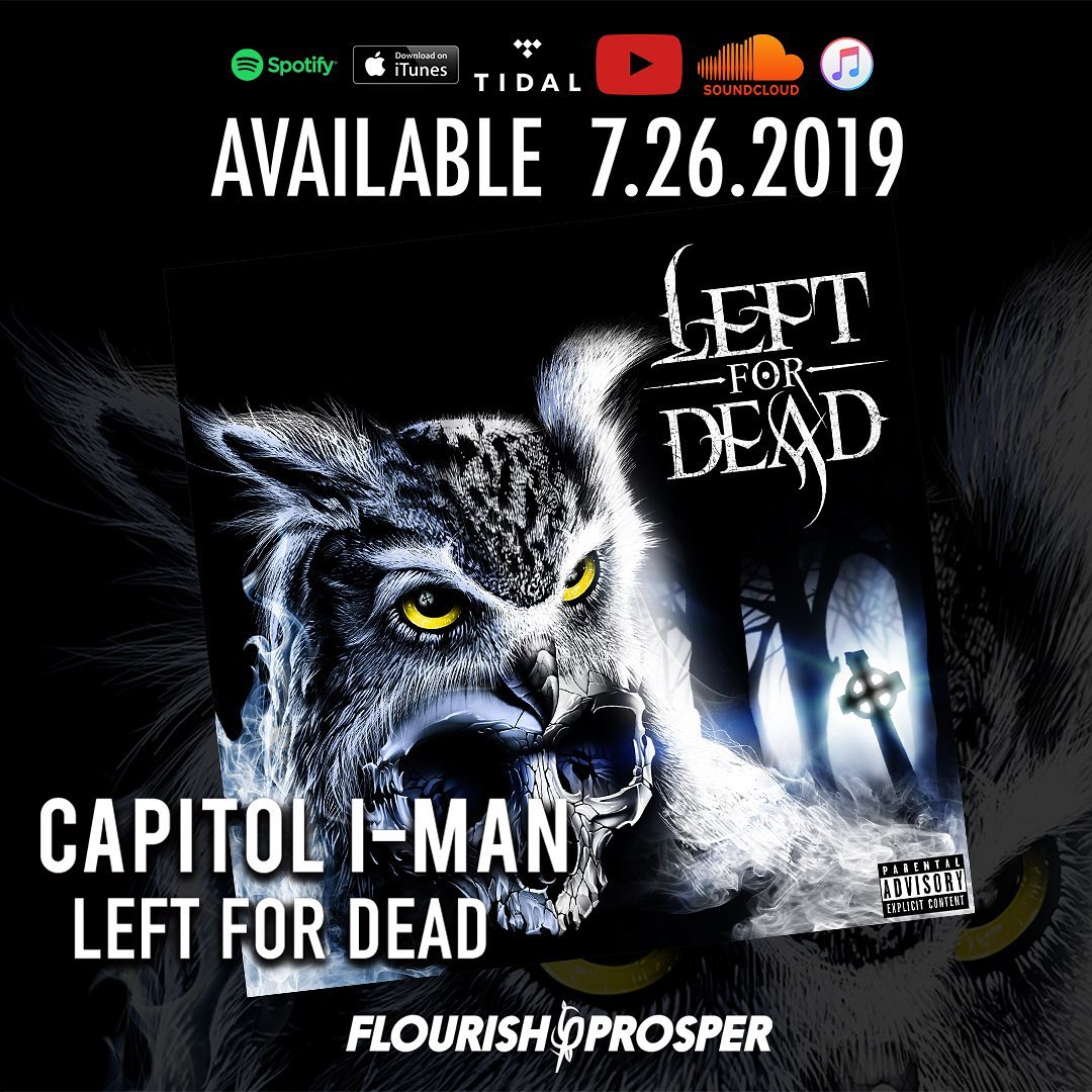 We're excited to announce the much anticipated release by CAPITOL I-MAN @iman562... 1
