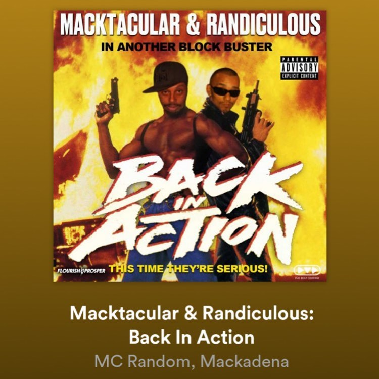 Another banger from Macktacular and Randiculous! Available on all digital platfo...