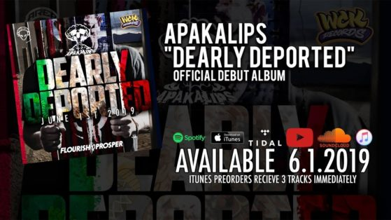 "Apakalips ""Hip Hop"" Music Video [off the debut album Dearly Deported] 3"