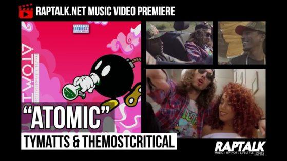 """""""Atomic"""" TyMatts & THEMOSTCRITICAL 3"""