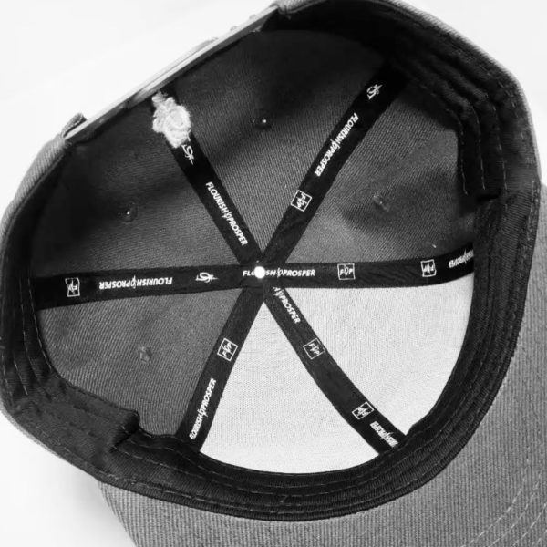 PRO$PER Black Snapback Caps Exclusive 3