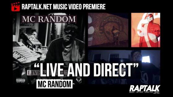 """Live and Direct"" MC Random (@area51random) [Official Video] 4"