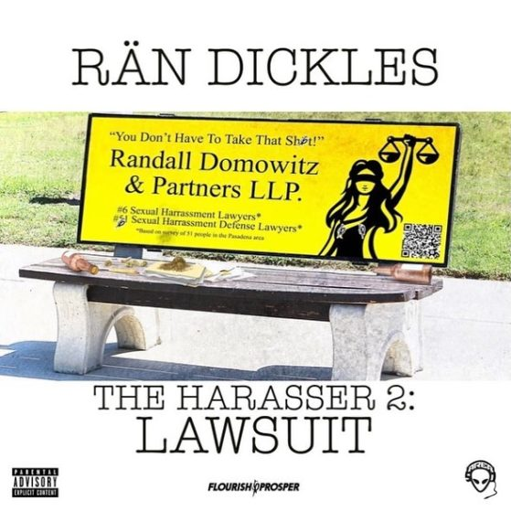 Uh oh...what you know about Ran Dickles? He