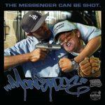 Monstroe The Messenger Can Be Shot cover album artwork