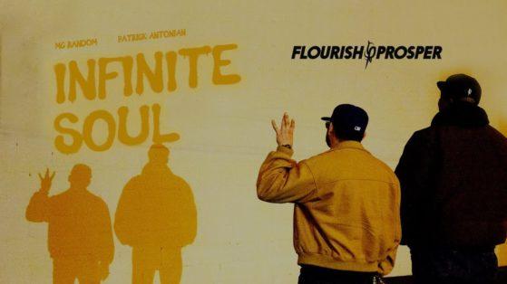 MC Random & Patrick Antonian - Infinite Soul (Infinite 8oul) [Official Video] 3