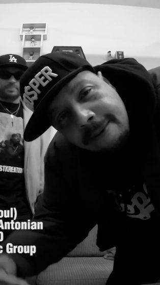 New video by MC Random @area51random and Patrick Antonian @patrickantonian for t...