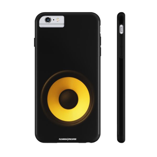 "F$P ""KRK Studio Speaker"" Custom Mobile Phone Case (iPhone) 15"