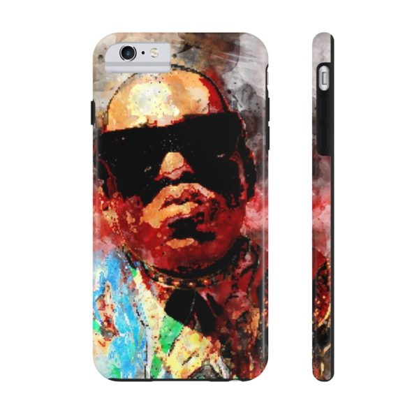 "F$P ""Baby Notorious BIG Coogi"" Custom Mobile Phone Case (iPhone) 15"