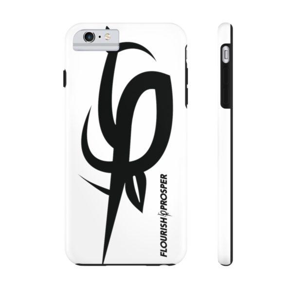 Flourish and Prosper Custom Mobile Phone Case (iPhone) 15