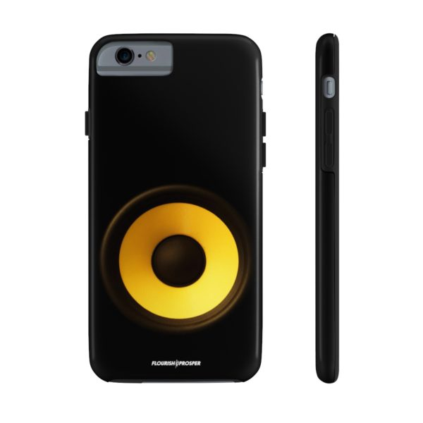 "F$P ""KRK Studio Speaker"" Custom Mobile Phone Case (iPhone) 14"
