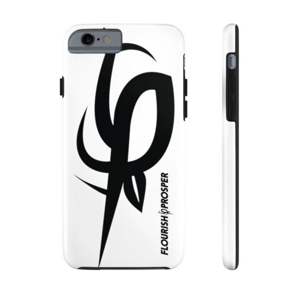 Flourish and Prosper Custom Mobile Phone Case (iPhone) 14