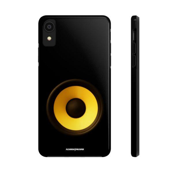 "F$P ""KRK Studio Speaker"" Custom Mobile Phone Case (iPhone) 2"