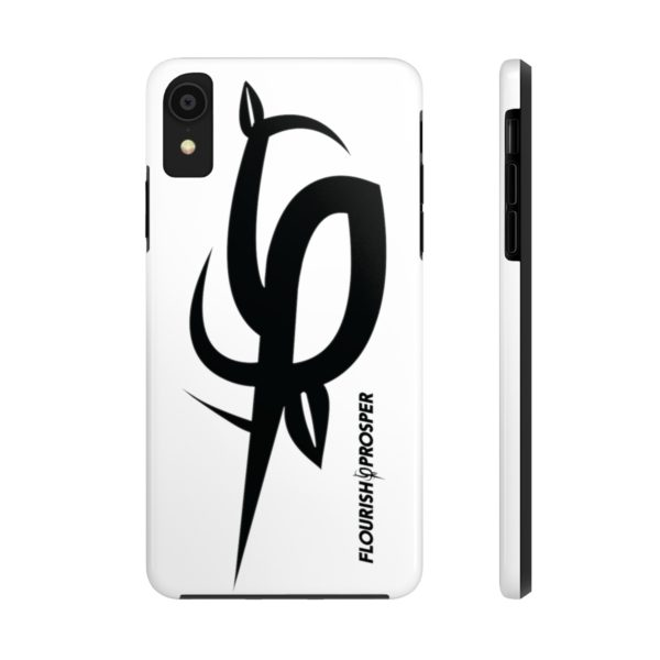 Flourish and Prosper Custom Mobile Phone Case (iPhone) 2