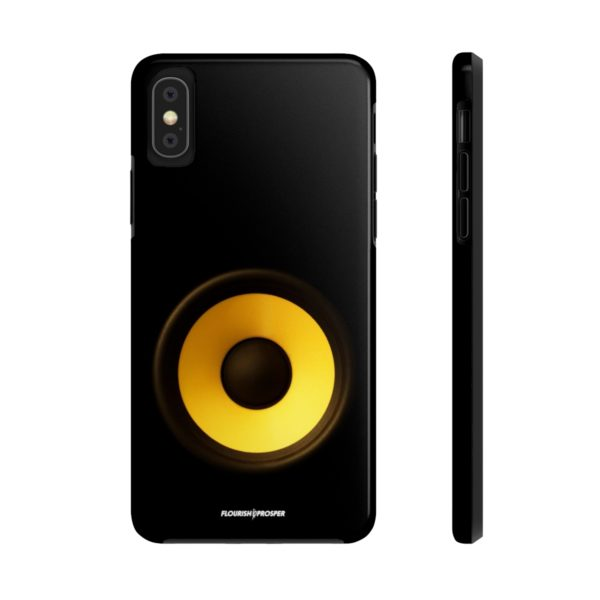 "F$P ""KRK Studio Speaker"" Custom Mobile Phone Case (iPhone) 3"