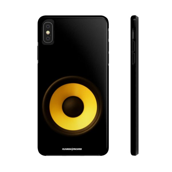 "F$P ""KRK Studio Speaker"" Custom Mobile Phone Case (iPhone) 4"