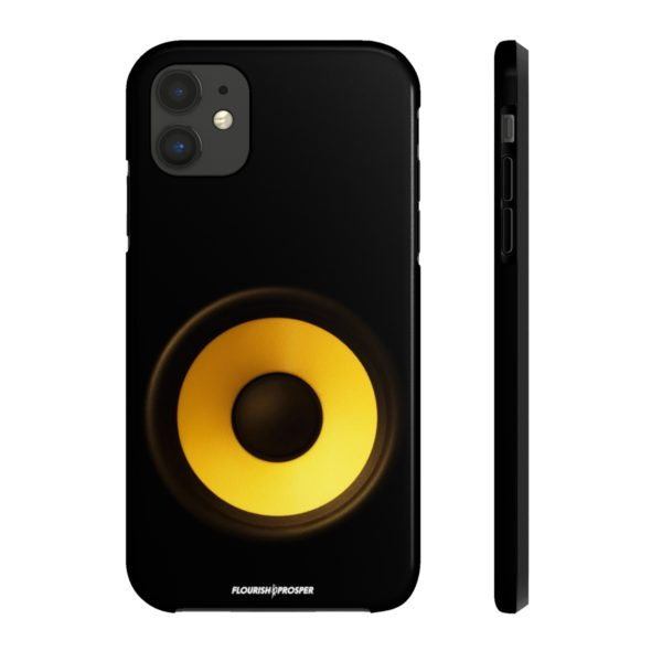 "F$P ""KRK Studio Speaker"" Custom Mobile Phone Case (iPhone) 5"