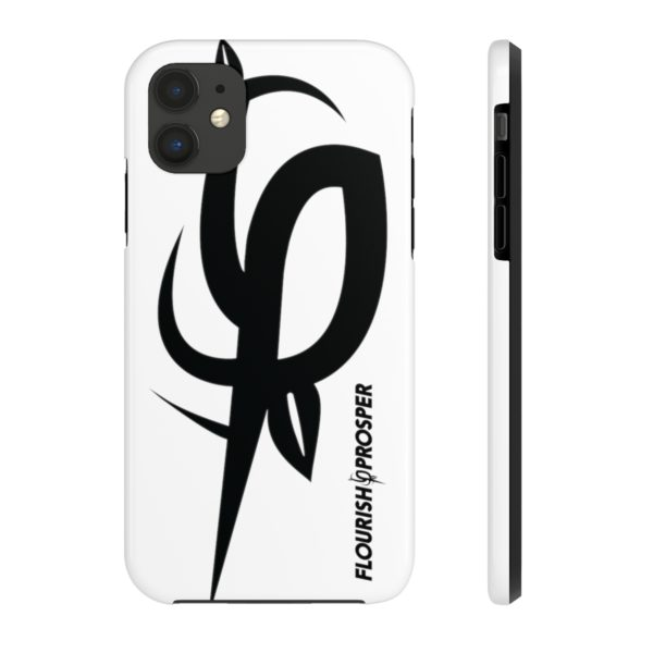 Flourish and Prosper Custom Mobile Phone Case (iPhone) 5