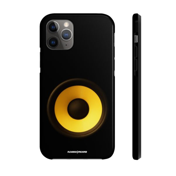 "F$P ""KRK Studio Speaker"" Custom Mobile Phone Case (iPhone) 1"