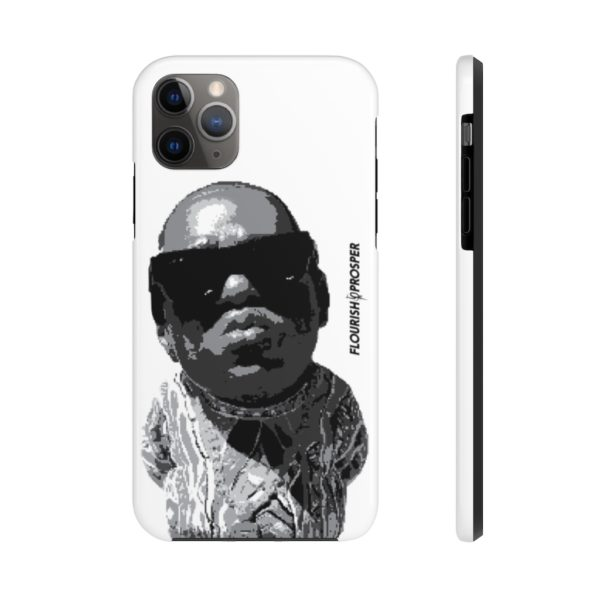 "F$P ""Baby Notorious BIG Coogi"" Black & White Custom Mobile Phone Case (iPhone) 6"