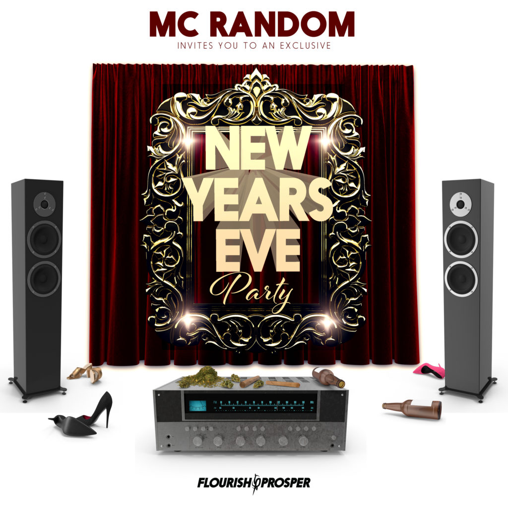 MC Random - New Year's Eve Party