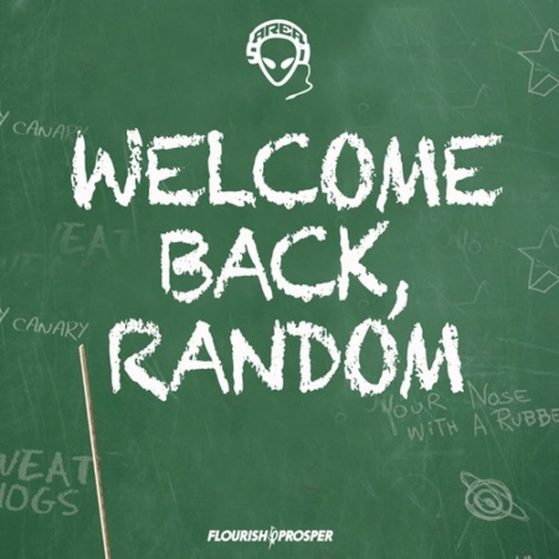 Welcome Back, Random - Single - MC Random  #raptalk #flourishprosper #fpmg -f$pm...