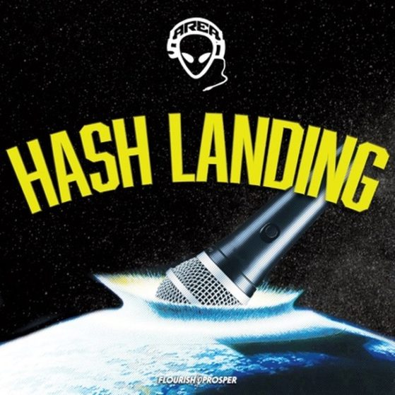 Hash Landing - Area 51  #raptalk #flourishprosper #fpmg -f$pmg  #hiphop #hiphopm...