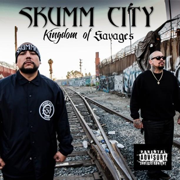 Kingdom of Savages - Skumm City  #raptalk #flourishprosper #fpmg -f$pmg  #hiphop...