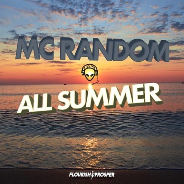 All Summer - Single - MC Random  #raptalk #flourishprosper #fpmg -f$pmg  #hiphop...