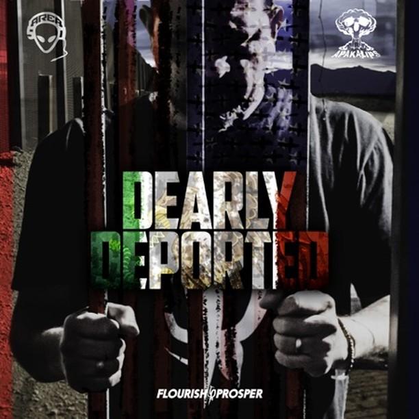Dearly Deported - Apakalips  #raptalk #flourishprosper #fpmg -f$pmg  #hiphop #hi...