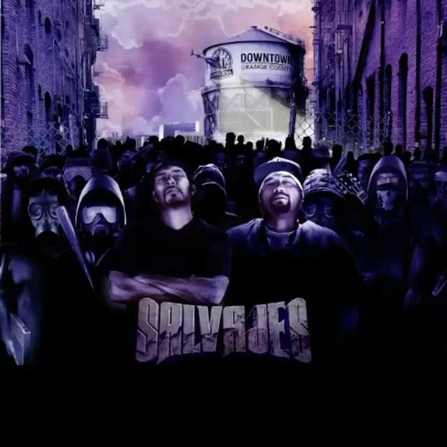 "Salvajes new album ""Savage Nation"" out now on all digital platforms. #hiphopquar..."