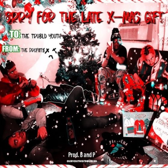 Srry for the Late X-mas Gift - EP - The Profiiit$  #raptalk #flourishprosper #fp...