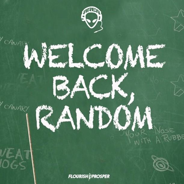 Welcome Back, Random - Single - MC Random  #raptalk #flourishprosper #fpmg -f$pm...