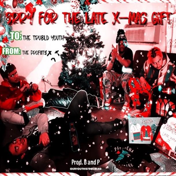 Srry for the Late X-mas Gift - EP - The Profiiit$  #raptalk #flourishprosper #fp...